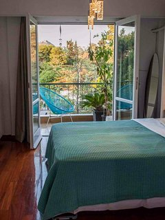 Bedroom 2 - Balcony