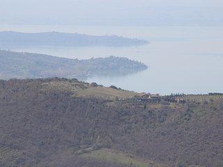 veduta sul Lago Trasimeno