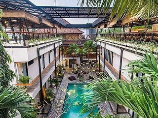 Contemporary Oasis in the Cultural Heart of Bali