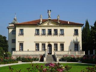 Villa Valmarana ai Nani - Imperial suite