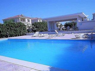 Panoramic & Sea view- Luxury  apartment Pervolia