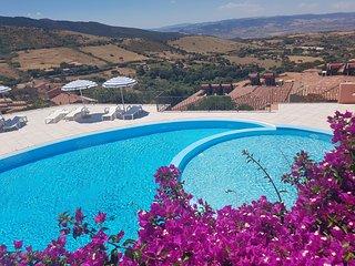 Residence Pala stiddata with swimming pool