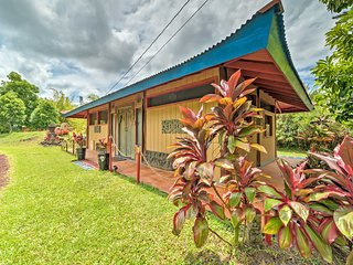 NEW! 1BR Hawaiian Balinese Temple House