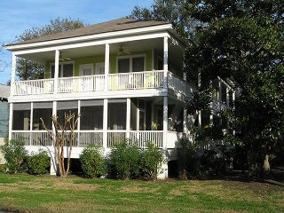 #204 15th Street - A Classic Tybee Beach House with Modern Updates - Old