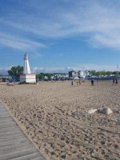 New Buffalo Beach