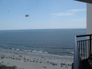 Patricia Grand 1504, 1 bedroom/1 bath Ocean View, On BLVD Strip