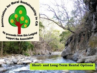 Near Monteverde Rancho el Rio- Lush Paradise/Farm