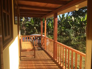 TanBonita - Country house in the Ecuadorian Amazon
