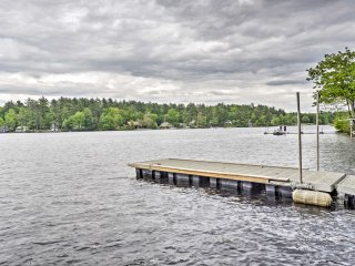 New! 2BR Amherst Cottage w/ Lake View & Dock!