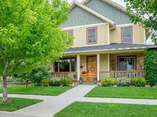 Bozeman West Getaway- New listing in a quiet West-Side Bozeman neighborhood