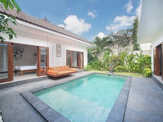 Villa Ganesha - 3 bedroom stylish cool with private pool