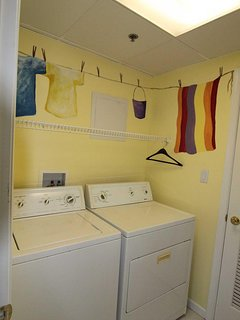 Lower Level Laundry Room