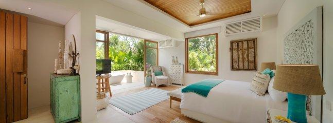 Chambre principale, principale Maison - Villa Zambala, Berawa Beach, Bali