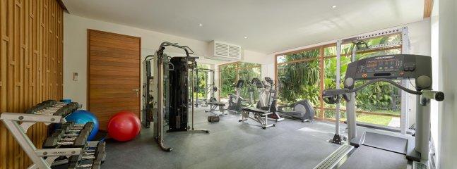 Gym / Yoga Studio Villa Zambala, Berawa Beach, Bali