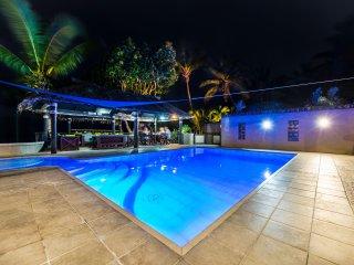 Coral Palms Exclusive Beachfront Private Villa/Resort