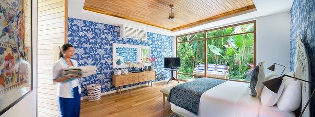 Chambre d'hôtes, Guest Wing, Villa Zambala