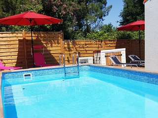 Les Mathes villa with private pool - Villa Cachee
