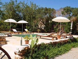 Casa payesa autentica reformada con piscina