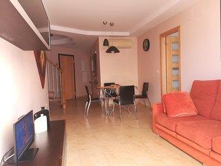 Apartamento duplex en residencial Costa Peniscola