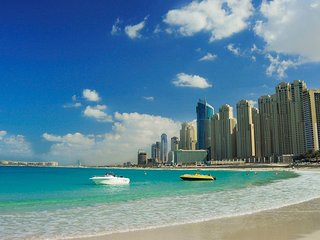 Beach Apartment | JBR Walk | Murjan 1 | Marina View