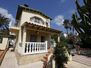 Holiday home in Calpe close to port and old town
