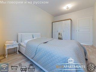 2 BDRM Tallinn apartment with balcony