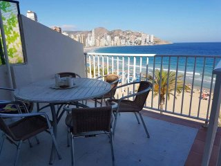 3 bed apartment overlooking Mediterranean