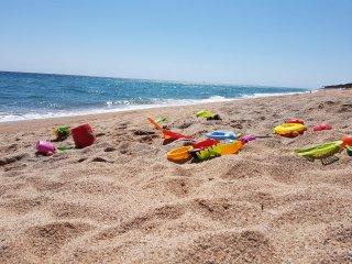Comfortable beach apartment in the heart of Costa Brava