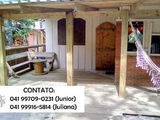 Casa do Juninho - Encantadas - Ilha do Mel - Paraná
