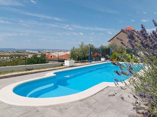 House with heated private pool-Whirpool-beatiful panorama wiew-Split-Kucine