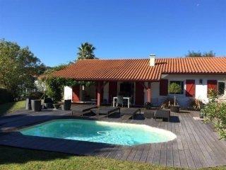 Villa Petaboure - le calme à 15 minutes de Biarritz