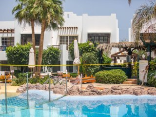 EXCLUSIVE DELUXE APARTMENT IN DELTA SHARM BY POOL