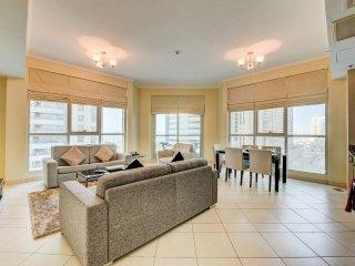 Dubai Marina Affordable Luxury Living