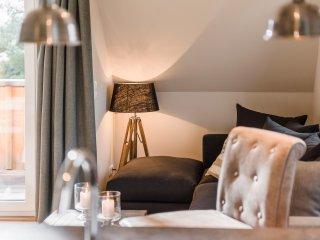 Kamphof - exklusive Maisonette mit Kamin und täglicher Reinigung /WG 8