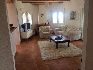 Casa con piscina privada entre Denia y Javea (Monte Pedreguer)