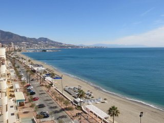 Fuengirola, on the beach, one bedroom apartment
