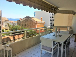 Attractive 2 bedroom flat in Palm Beach Cannes