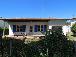 Maison rénovée all inclusive 8 personnes proche de la plage