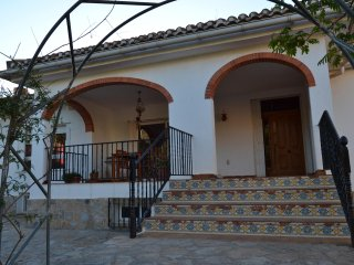 House with 4 bedrooms in Enguera, with enclosed garden and WiFi