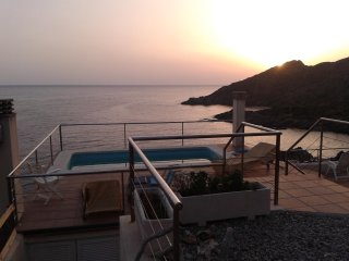 Apt w/ breathtaking sea view - pool