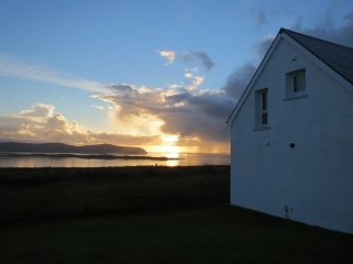 The Smiddy - high-end quality self-catering holiday home in Waternish