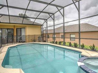 New! 5BR Davenport Villa-Private Screened-In Pool!