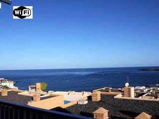 Apartamento en Poris de Abona con vistas al mar.