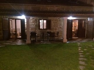 House with 4 rooms in Pontevedra, with wonderful sea view and enclosed garden