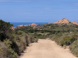 In The Wilds Of Sardinia - Apartment For Up To 5 Guests On The Coast