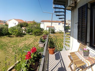 Apartment with one bedroom in Trogir, with enclosed garden and WiFi
