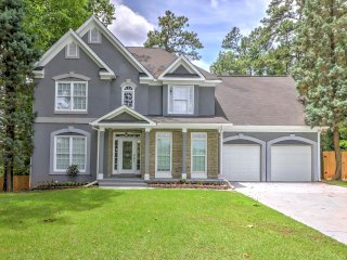 NEW! 4BR Atlanta House - 15 Minutes from Downtown!