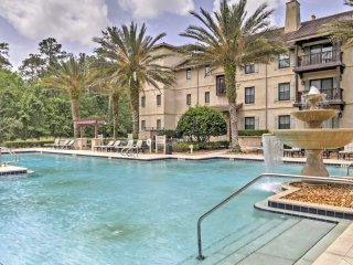 Cozy St. Augustine Condo w/ Pool & Hot Tub Access!