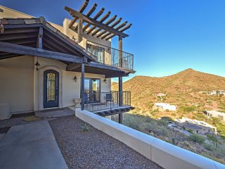 New! Private 1BR Phoenix House w/ Panoramic Views!