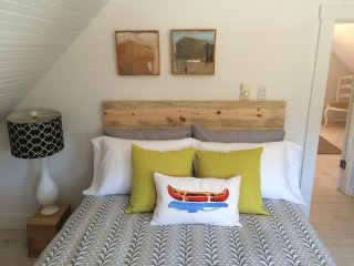 Spare bedroom on second floor (Double Bed)